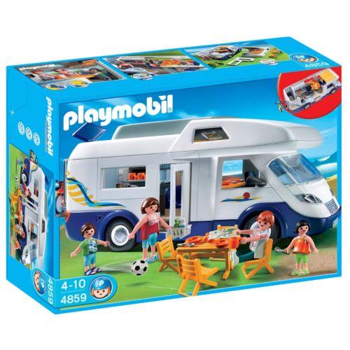 Playmobil Family Motorhome - 4859