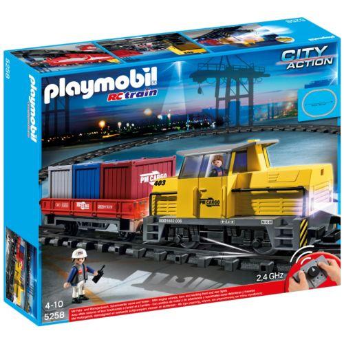 Playmobil RC Freight Train - 5258