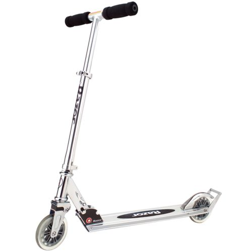 Razor A3 Kick Scooter - Clear