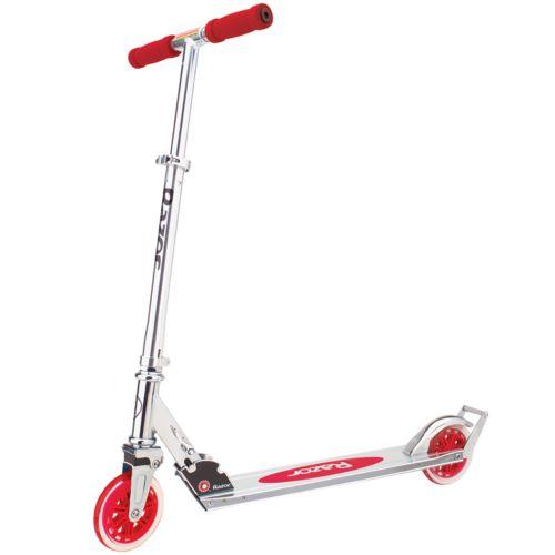 Razor A3 Kick Scooter - Red