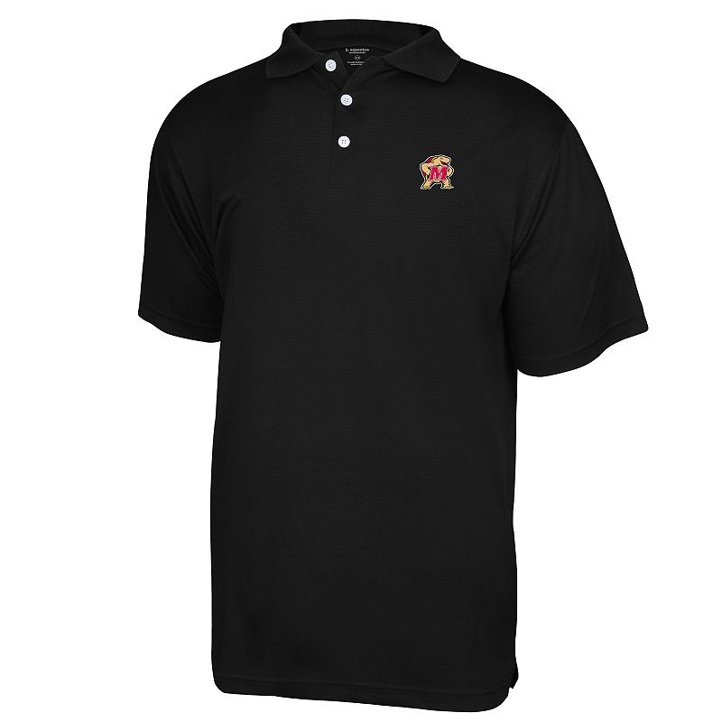 Men's Maryland Terrapins Colorblock Polo
