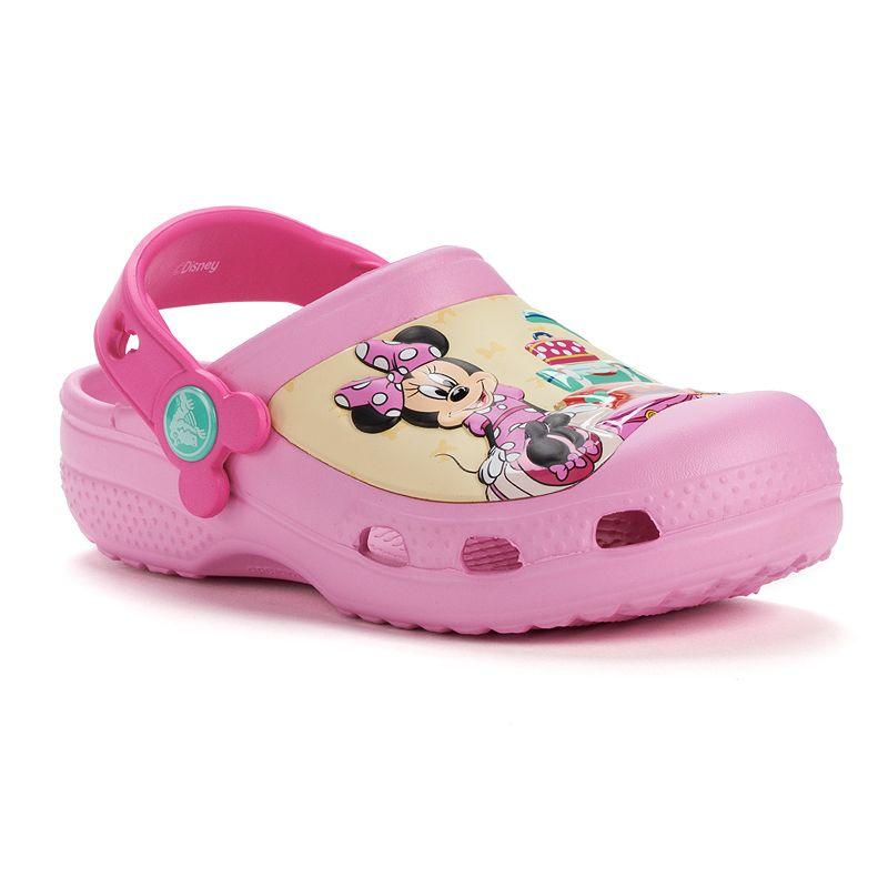 Crocs Disney Minnie Mouse Kids' Clogs