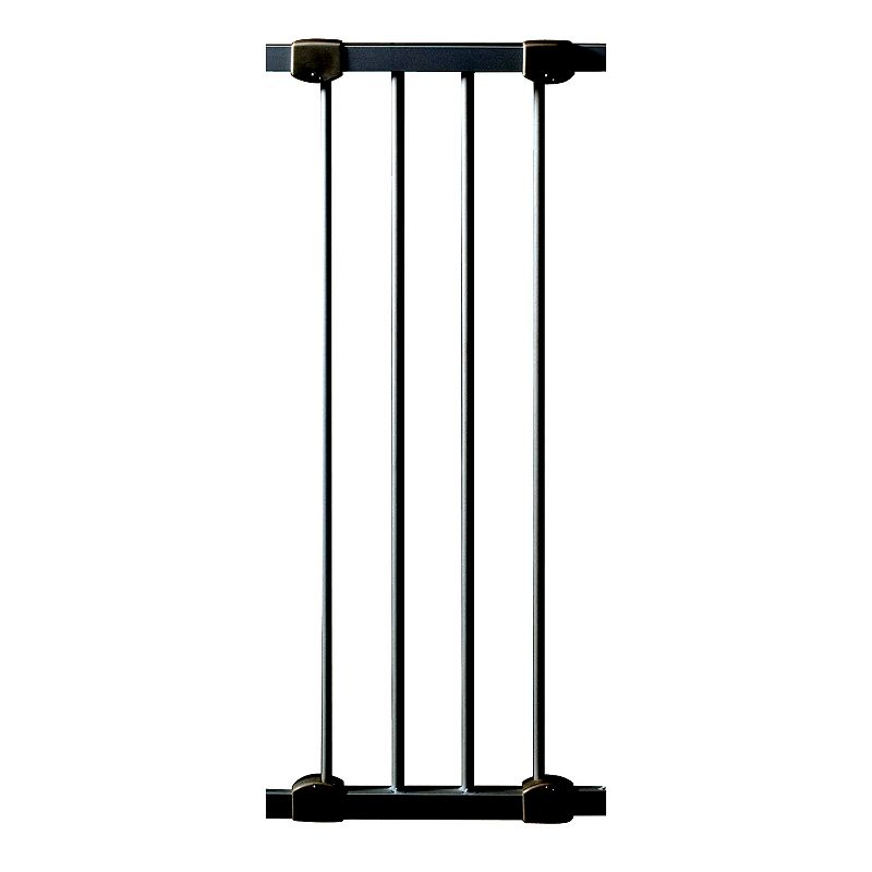 KidCo 10-in. Angle Mount Gate Extension - Black