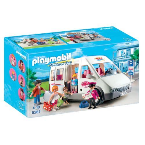 Playmobil Hotel Shuttle Bus - 5267