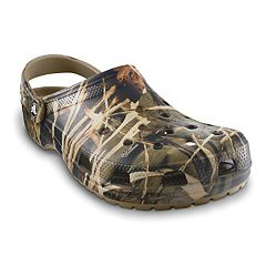 Crocs Classic Realtree V2 Adult Camouflage Clogs by
