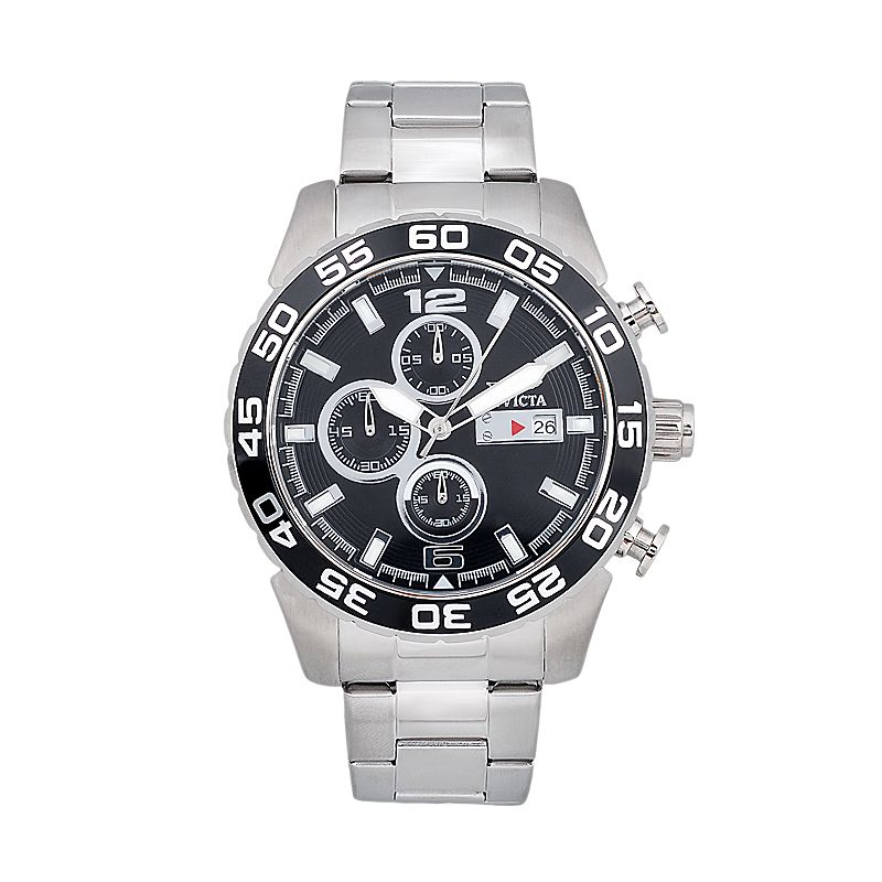Invicta Men's Specialty Stainless Steel Chronograph Watch - KH-IN-1012