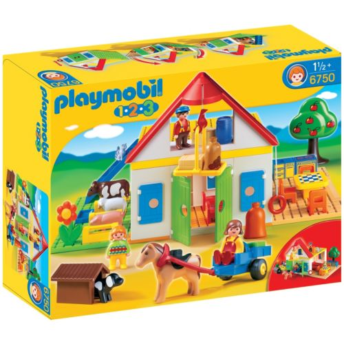 Playmobil Large Farm - 6750