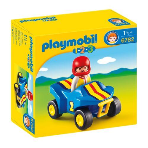 Playmobil 1.2.3 Quad Bike - 6782