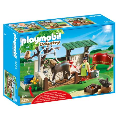 Playmobil Horse Care Station - 5225