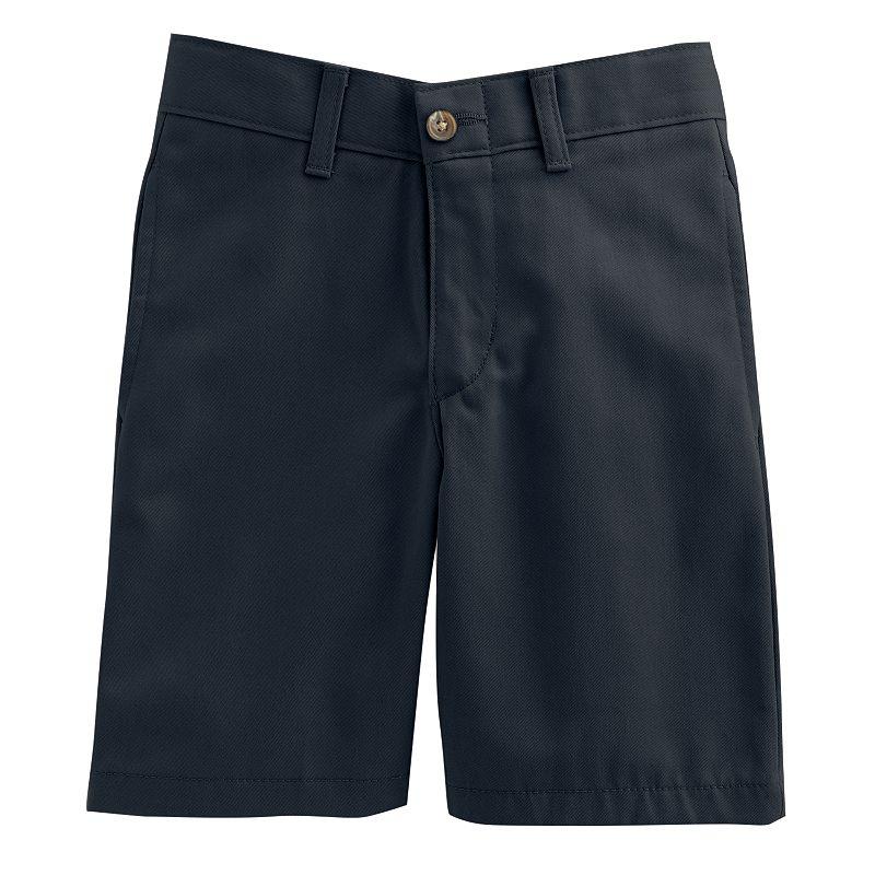Chaps Twill School Uniform Shorts - Boys 4-7