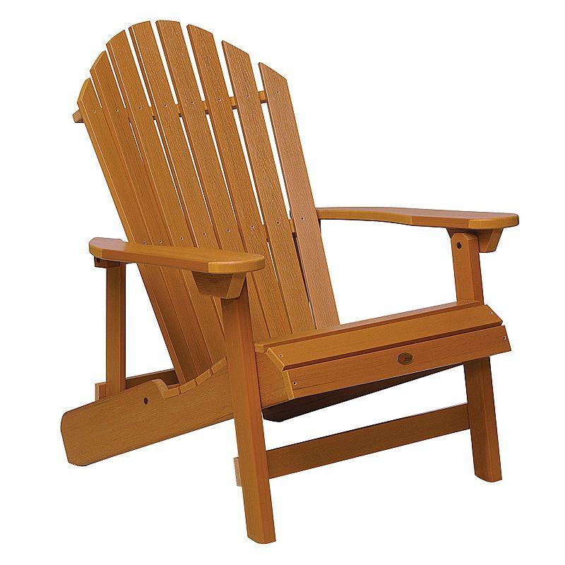 highwood Hamilton Folding and Reclining Adirondack Chair - King