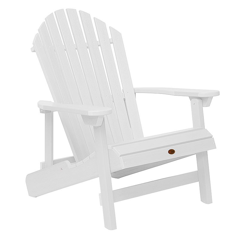highwood Hamilton Folding and Reclining Adirondack Chair - King