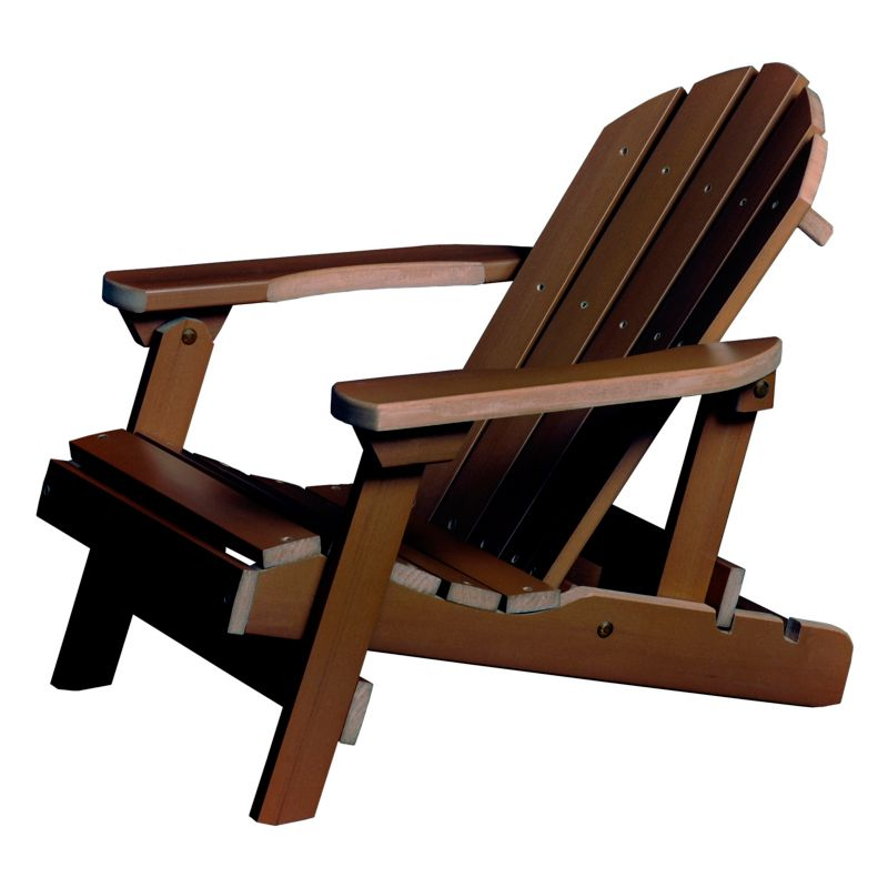 Brown Outdoor Seating Chair
