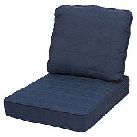 SONOMA Goods for Life™ Presidio 2-pc. Patio Chair Seat Cushion Set - Outdoor