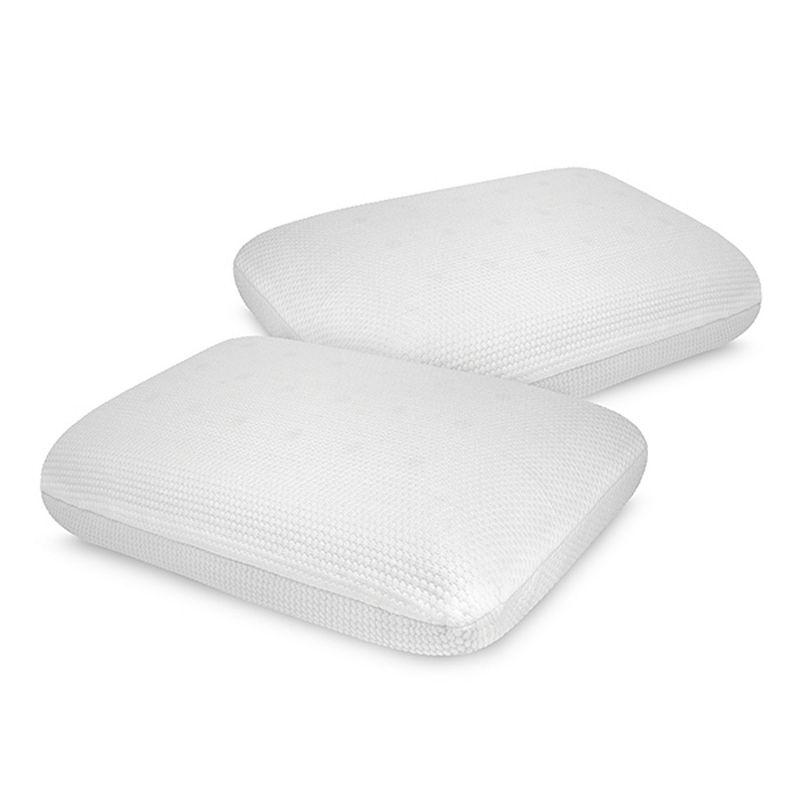 SensorPEDIC Classic Comfort 2-pk. Firm Memory Foam Pillows - Standard
