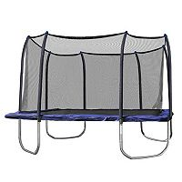 Skywalker Trampolines 14-ft. Square Trampoline with Enclosure