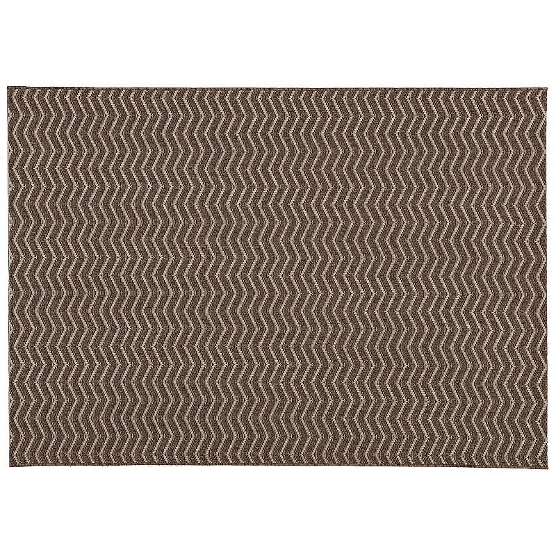 Balta Brooklyn Chevron Indoor Outdoor Rug - 8' x 10'