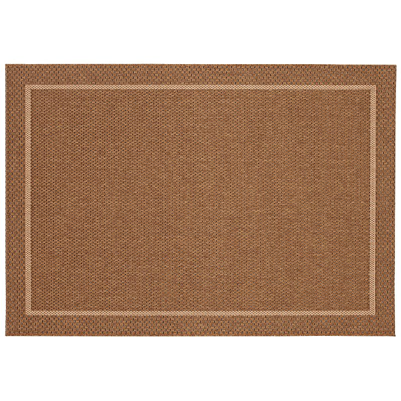 Balta Queens Framed Indoor Outdoor Rug - 5' x 7'