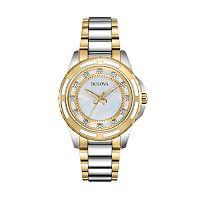 Bulova 98P140 Women's Quartz Watch