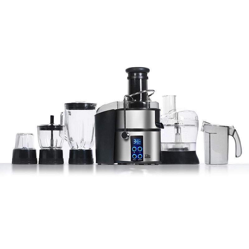 Elite Platinum 5-in-1 Food Processor and Blender