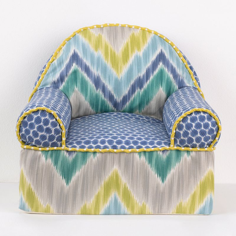 Cotton Tale Zebra Romp Baby's 1st Chair