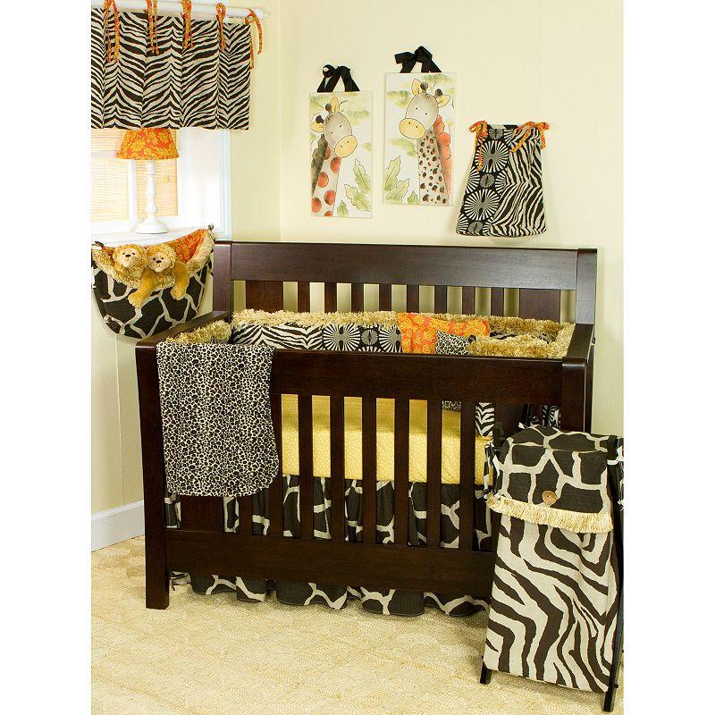 Cotton Tale Sumba 7-pc. Crib Set