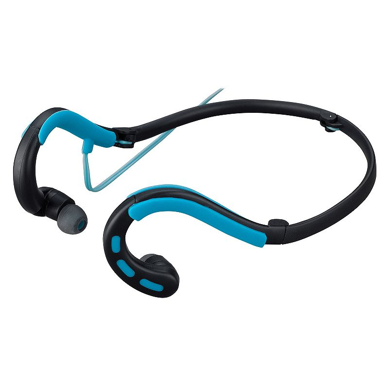 iHome Behind The Neck Sport Folding Headphones