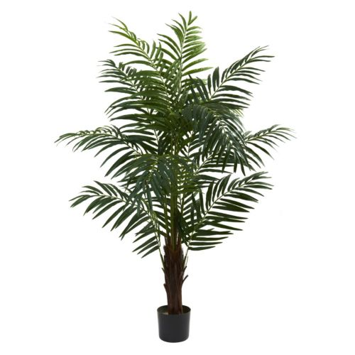 nearly natural 5-ft. Potted Areca Palm Tree