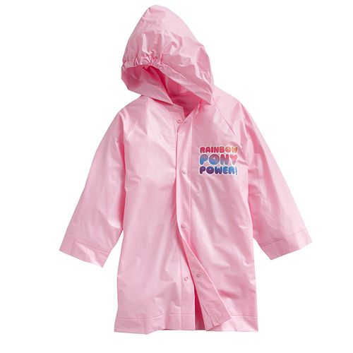 My Little Pony Rain Jacket - Girls 4-7