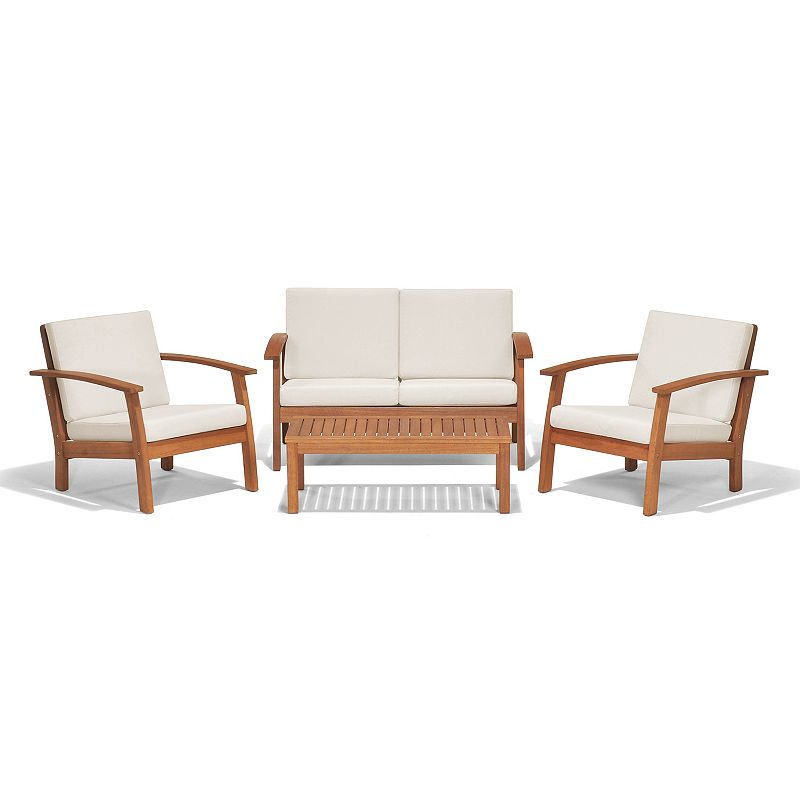 Amazonia Rogue 4-pc. Patio Set - Outdoor