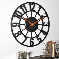 FirsTime Manchester Wall Clock