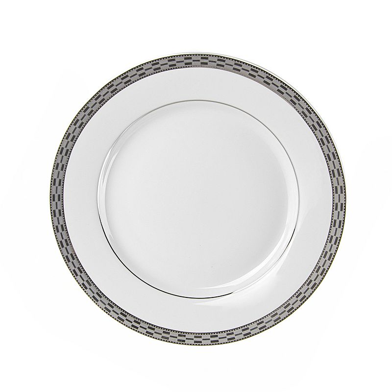 10 Strawberry Street Athens 6-pc. Bread and Butter Plate Set