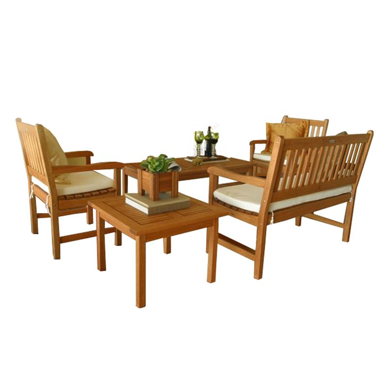 Contemporary Wood Outdoor Furniture