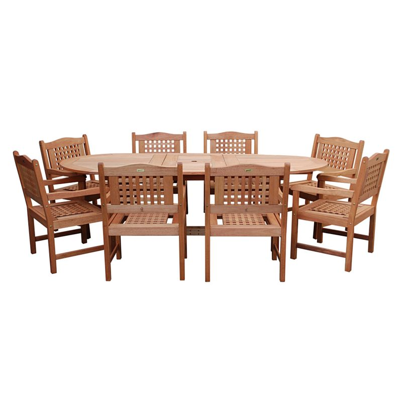 outdoor extendable dining set kohl s