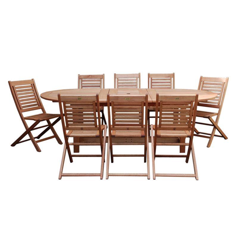 Amazonia Folding Wood Furniture
