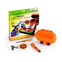 Crayola Digi-Tools Paint Pack