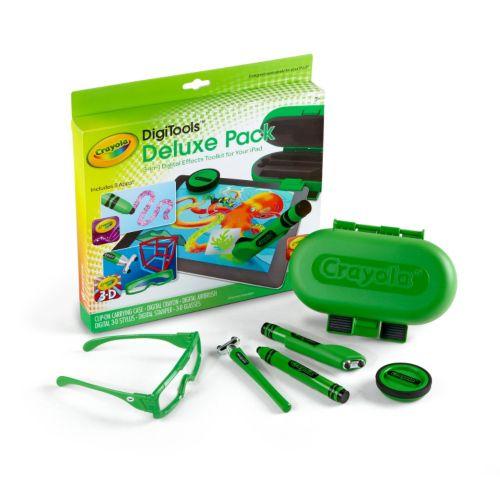 Crayola Digi-Tools Deluxe Pack