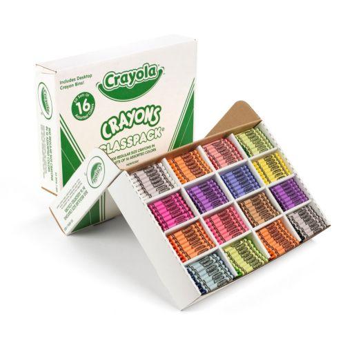 Crayola 800-ct. Crayons Classpack
