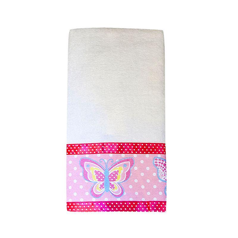 Homewear Butterfly Fingertip Towel
