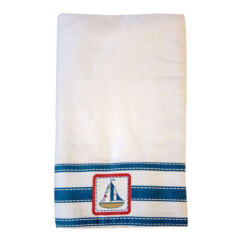Homewear Sail Away Bath Towel