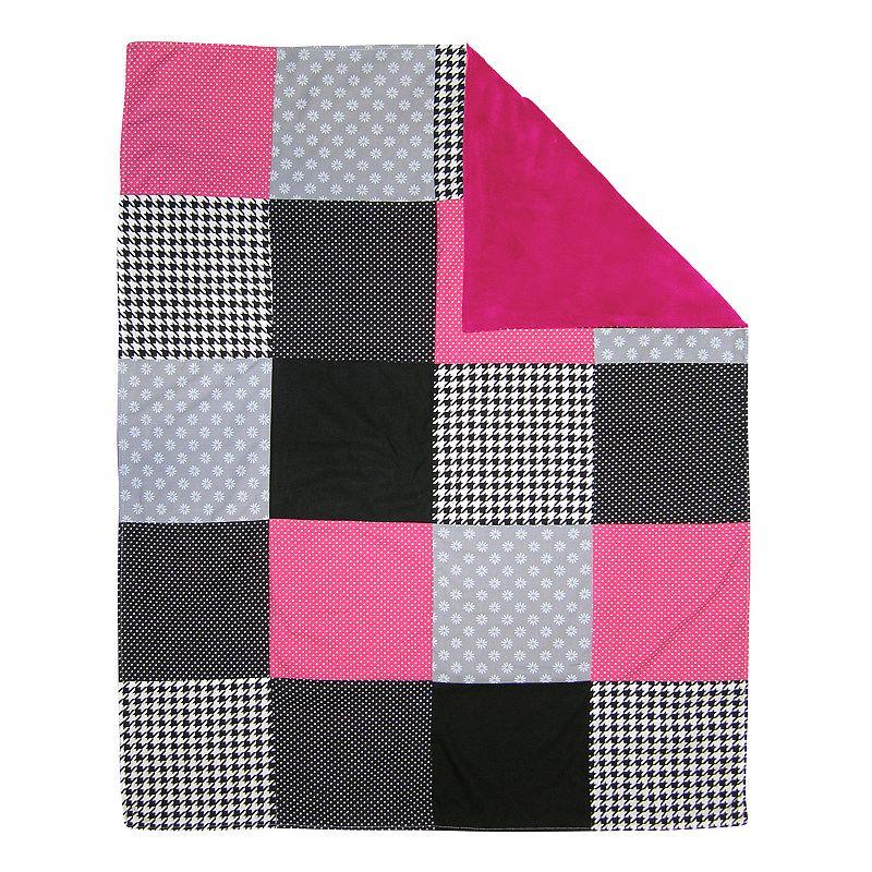 Trend Lab Serena Patchwork Blanket