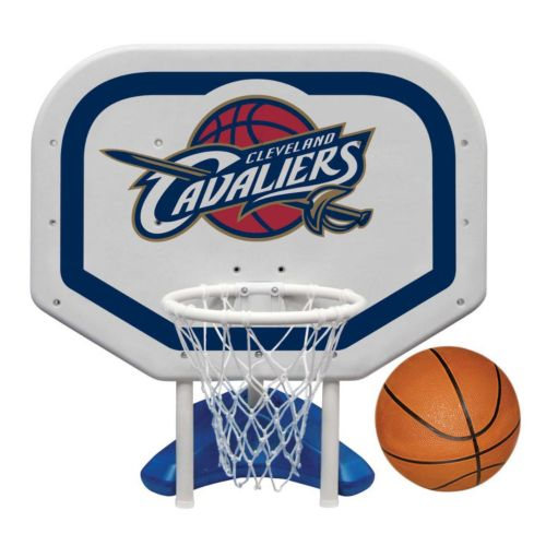 Poolmaster Cleveland Caveliers NBA Pro Rebounder Poolside Basketball Game