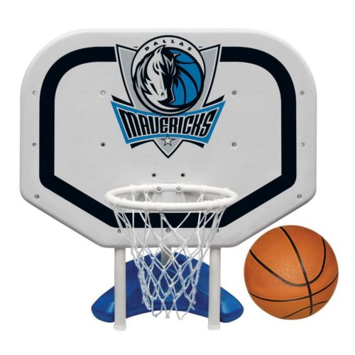 Poolmaster Dallas Mavericks NBA Pro Rebounder Poolside Basketball Game