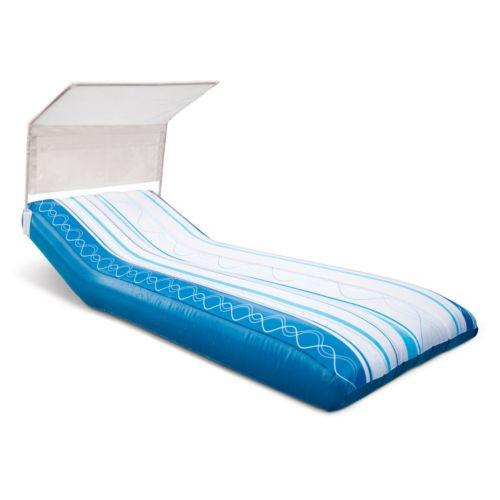 Poolmaster 2-piece Sunshade Lounge Float Set
