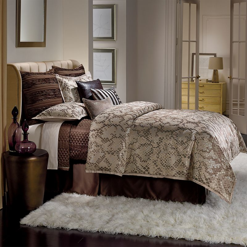 Jennifer Lopez bedding collection Desert Luxe 3-pc. Duvet Cover Set - Full/Queen