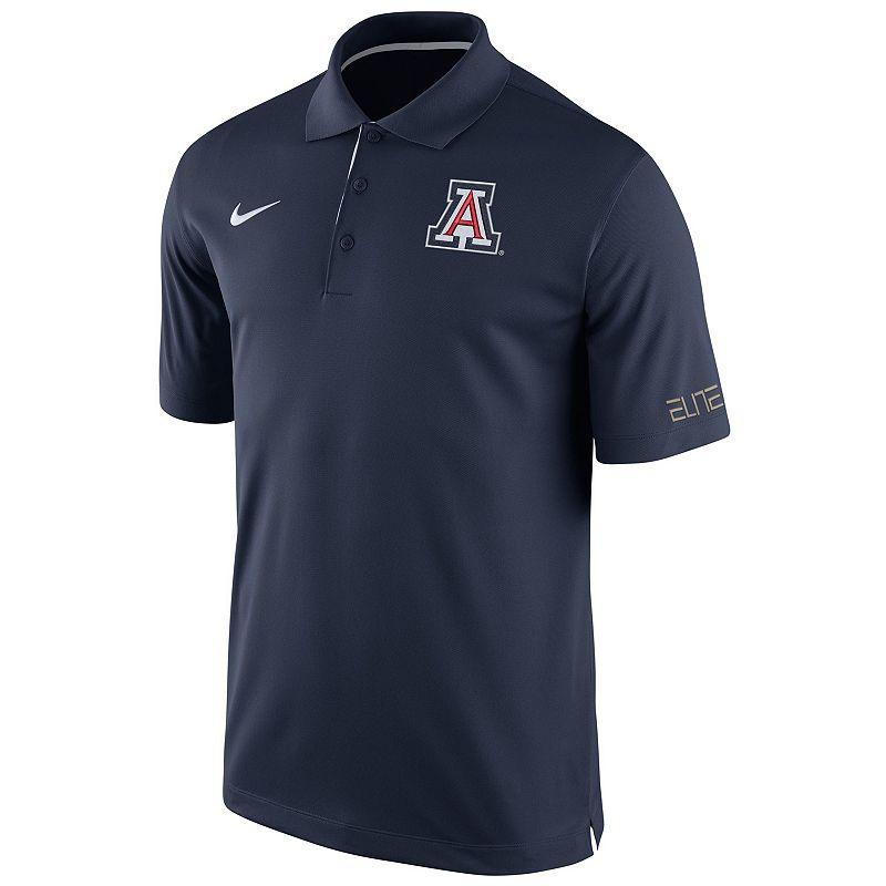 Men's Nike Arizona Wildcats Basketball Polo