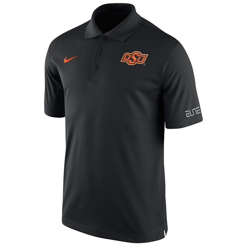Men's Nike Oklahoma State Cowboys Basketball Polo