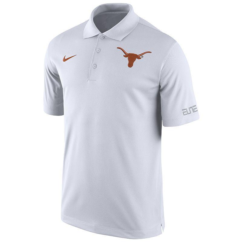 Men's Nike Texas Longhorns Basketball Polo