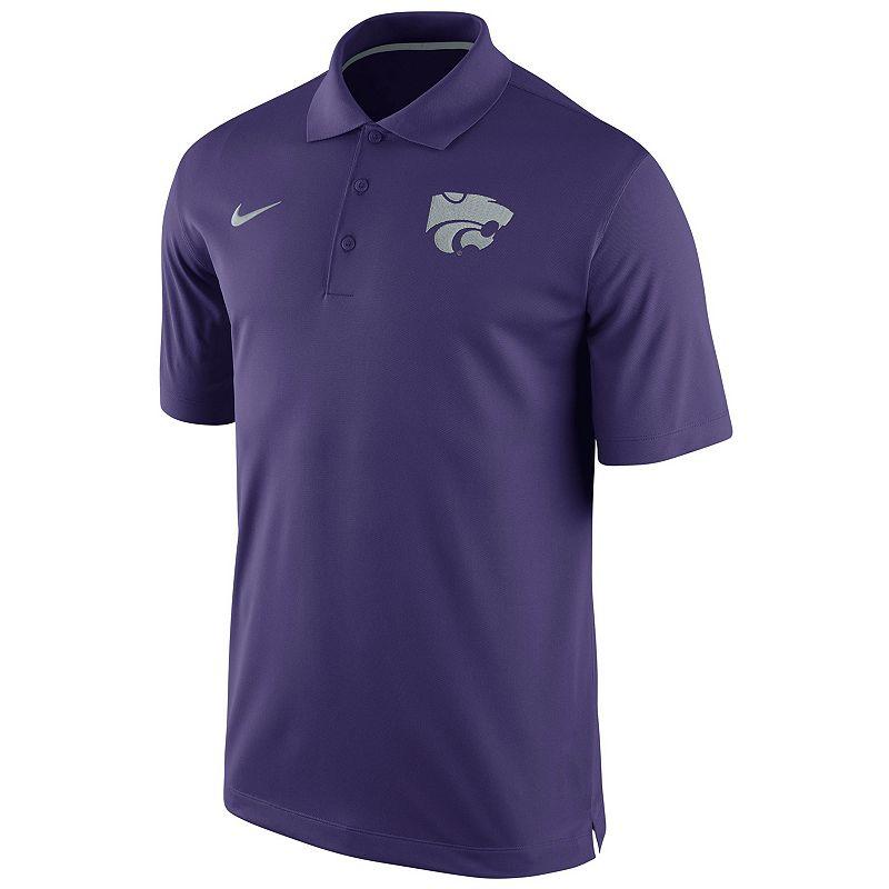 Men's Nike Kansas State Wildcats Basketball Polo