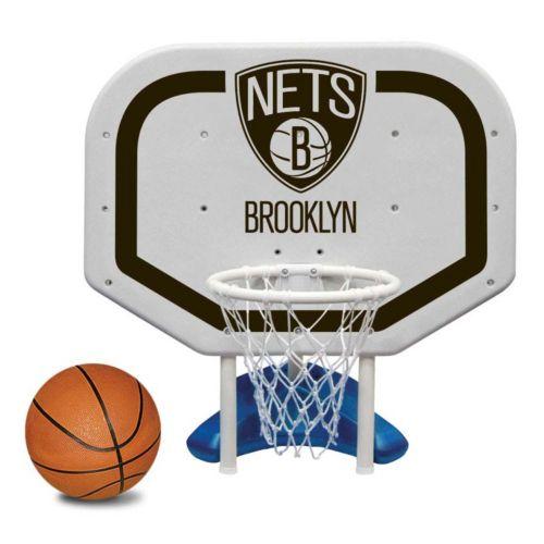 Poolmaster Brooklyn Nets NBA Pro Rebounder Poolside Basketball Game